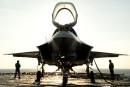 Chasseur F-35: Ottawa a discrètement versé 54 millions de plus