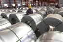 Washington impose des taxes sur l'acier et l'aluminium