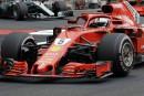 Ferrari SF71H -CHÂSSIS -Monocoque moulé en fibre de carbone et... | 5 juin 2018