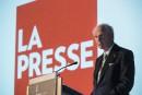 <em>La Presse</em> sera indépendante de Power Corporation, assure André Desmarais