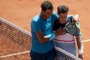 Roland-Garros: Nadal et Del Potro dans le carré d'as