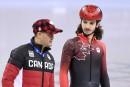 L'équipe canadienne de courte piste perd son entraîneur