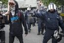 Première manifestation du G7: deux personnes arrêtées à Québec