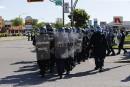 G7: faux-départ pour la deuxième journée de manifestation à Québec