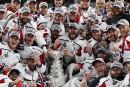 Les Capitals remportent la Coupe Stanley