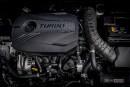 Hyundai Veloster : le 4-cyl. turbo de 1,6 litre génère... | 8 juin 2018
