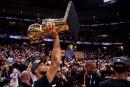 Les Warriors de nouveau champions de la NBA
