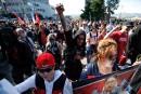 G7: les militants ont manifesté toute la journée à Québec