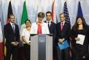Coup de circuit pour les femmes au G7