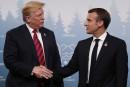 La France dénonce l'«incohérence» et l'«inconsistance» de Trump