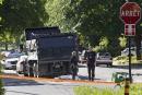 Une cycliste heurtée à mort par un camion lourd dans Rosemont