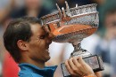 Rafael Nadal reste le roi, Denis Shapovalov 23<sup>e</sup>
