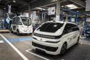 Les taxis autonomes et les navettes autonomes Navya sont construites... | 12 juin 2018
