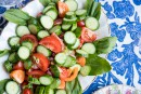 Salades géorgiennes