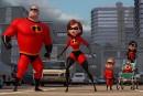 Démarrage surpuissant pourThe Incredibles 2