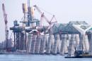 Pont Champlain: les grutiers manquent toujours à l'appel