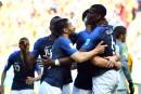 La France défait l'Australiegrâce à Paul Pogba