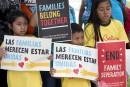 Séparation des enfants: une conseillère de Trump mal à l'aise