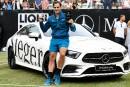 Roger Federer détrône Rafael Nadal