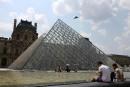 Jay-Z et Beyoncé, la carte <em>people</em> du Louvre<strong></strong>