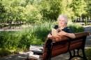 Francine Ruel: son été enlivres