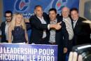 Le conservateur Richard Martel l'emporte dans Chicoutimi-Le Fjord<strong></strong>
