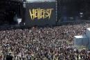 Iron Maiden et Johnny Depp têtes d'affiche du Hellfest