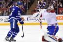 Le Canadien amorcera sa saison à Toronto
