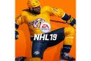P.K. Subban sur la couverture du jeu vidéo <em>NHL 19</em>