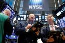 Wall Street s'installe dans le rouge