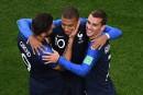 La France qualifiée pour les huitièmes de finale