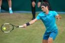 Roger Federer vient à bout de Benoît Paire