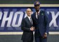 Deandre Ayton est le tout premier choix du repêchage de la NBA