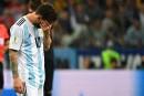 L'Argentine de Messi reçoit une rafale de critiques