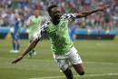 Le Nigeria bat l'Islande et donne espoir à l'Argentine