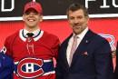 Selon Marc Bergevin, le Canadien a fait le choix idéal avec Kotkaniemi