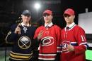 Les Sabres choisissent le défenseur Rasmus Dahlin au premier rang