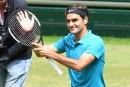 Roger Federer affrontera Borna Coric en finale à Halle