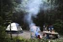 Feux de forêt: appel à la prudence de la SOPFEU en ce début des vacances