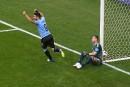 L'Uruguay refroidit la Russie avant les 8es