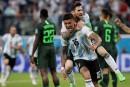 L'Argentine passe de justesse et affrontera la France