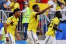 La Colombie poursuit sa route, le Sénégal éliminé