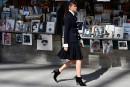 Bouquinistes et «Immortels» inspirent Karl Lagerfeld