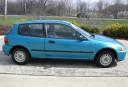 Sa pire voiture -Une Honda Civic d'occasion bleu ciel en... | 3 juillet 2018