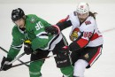 HOCKEY-NHL-DAL-OTT/