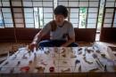 L'origami, pourboire à la japonaise