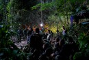 Grotte en Thaïlande: un sauveteur meurt après avoir approvisionné les enfants