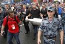 Ovechkin fait voyager la Coupe Stanley à la Coupe du monde
