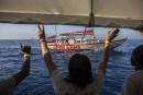 Migrants: l'Italie veut fermer ses ports aux bateaux de sauvetage