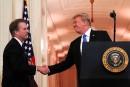 Le juge conservateur Brett Kavanaugh nommé à la Cour suprême